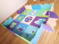 Puzzle szőnyeg