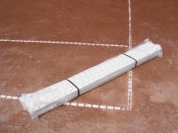 Teniszpálya vonal 2m-es darabokból