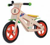 Fa tanuló kerékpár WOODY 93021