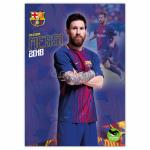 Képes falinaptár Lionel Messi 2018