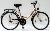 Kerékpár BUDAPEST A 24/15 GR 2017 PUDER