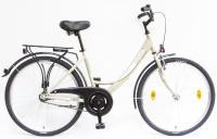 Kerékpár BUDAPEST A 26/17 GR 2020 DRAPP YS-7339
