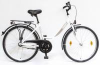 Kerékpár BUDAPEST A 26/17 GR 2020 FEHÉR YS-701