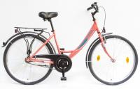 Kerékpár BUDAPEST A 26/17 GR 2020 KORALL YS-7334