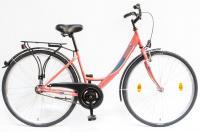 Kerékpár BUDAPEST A 28/17 GR 2020 KORALL YS-7334
