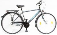 Kerékpár BUDAPEST FFI 28/19 N3 2020 GRAFIT YS-759