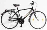 Kerékpár BUDAPEST FFI 28/21 GR 2020 FEKETE YS-728