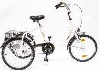 Kerékpár CAMPING 3 KEREKÜ ACÉL GR  YS741