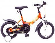 Kerékpár DRIFT 12 GR 17 PIROS-FEHÉR