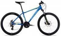 Kerékpár WOODLANDS PRO 26/20 MTB 1.1 21SP L KÉK