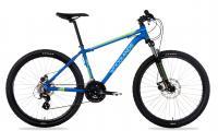 Kerékpár WOODLANDS PRO 26/16 MTB 1.1 21SP S KÉK
