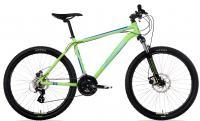 Kerékpár WOODLANDS PRO 26/20 MTB 1.1 21SP L ZÖLD