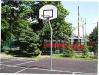 Kültéri streetball szett 90x120