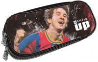 Messi dupla cipzáras tolltartó