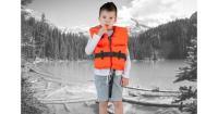 Navyvest gyerek mentőmellény, 15-30 kg