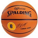 NBA Player-Balls Lebron James