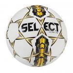 Select Ultra DB fehér-sárga   futball labda méret: 5