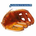 Vinyl baseball kesztyű jobbos felnőtt
