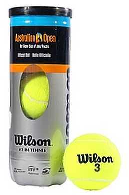 Wilson Austral Open 3 db-os teniszlabda