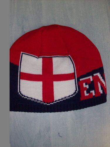 England téli kötött sapka