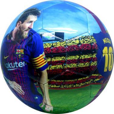 Messi fényes  műbör 5-ös focilabda