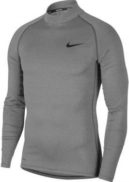 Nike M NP TOP LS TIGHT MOCK hosszú ujjú technikai mez