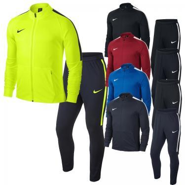 Nike Squad 17 Knit Tracksuit  gyermek tréning szabadidőruha