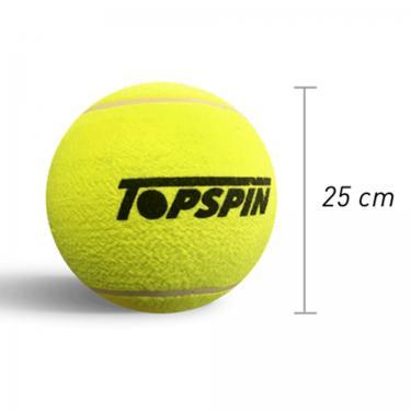 Topspin aláírós labda