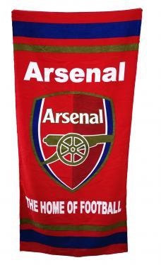 Arsenal strandtörölköző