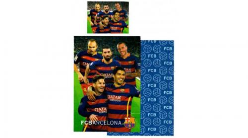 Barcelona csapatos ágynemű