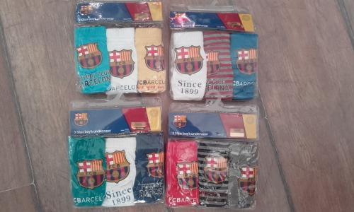 Barcelona FC alsónadrág 3 db-os
