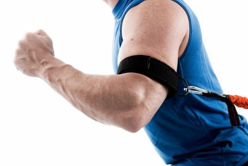 Bicepszre rögzíthető heveder