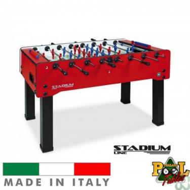 Csocsóasztal Stadium Family Longoni beltéri piros