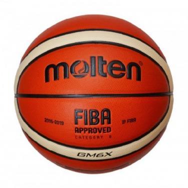 Molten GM6X meccs kosárlabda