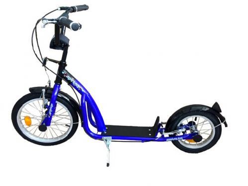 Roller 16'/12' kerekekkel SPARTAN BLUE