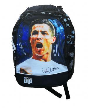 Ronaldo 3 rekeszes iskolatáska