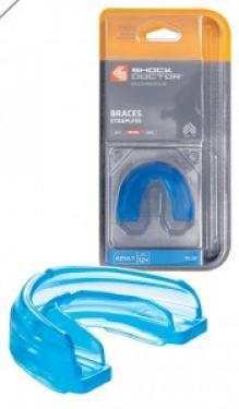 Shock Doctor Braces fogvédő - pánt nélkül (4100)