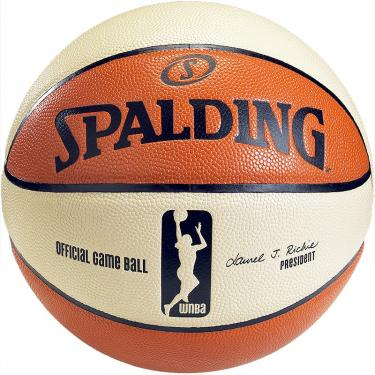 Spalding Official WNBA 6 Panels Game Ball kosárlabda