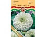 Pompás rézvirág dáliavirágú fehér