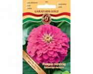 Pompás rézvirág dáliavirágú rózsaszín
