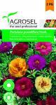 Teltvirágú porcsinrózsa színkeverék, Portulaca grandiflora Hook. - 0,6 g