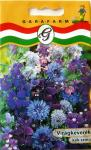 Virágkeverék kék színű