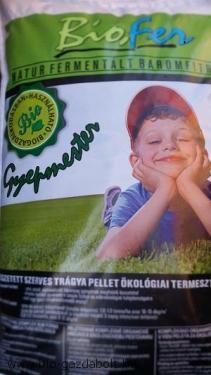Bio-Fer granulált csirketrágya 5kg GYEPMESTER