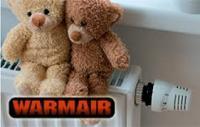 RADIÁTOR 22/DK 600-800 1382W WARMAIR