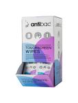 Antibac érintőképernyő tisztító kendő Touchscreen Wipes