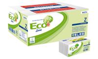 Kéztörlő papír hajtogatott Eco Lucart 864014