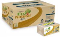 Kéztörlő papír hajtogatott Eco Lucart Natural 864036
