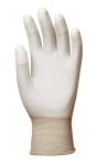Kötött szerelő kesztyű fehér 6156