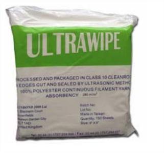 Tisztatéri törlőkendő Ultrawipe