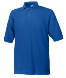 Galléros piké póló royal kék GI3800